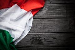 Bandeira de Italy Imagens de Stock Royalty Free