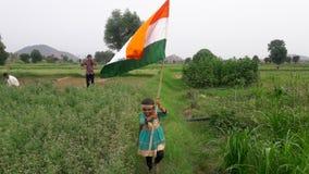 Bandeira de Nationl Foto de Stock