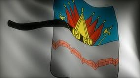 Bandeira de Omsk