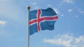 Bandeira de ondas da Islândia filme