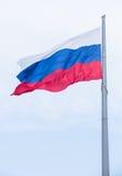 Bandeira de Rússia Imagem de Stock Royalty Free