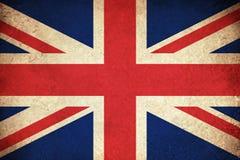 Bandeira de Reino Unido Fotos de Stock