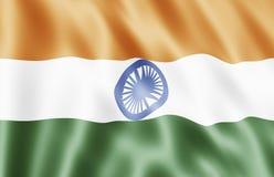 Bandeira de Republic Of India Fotos de Stock