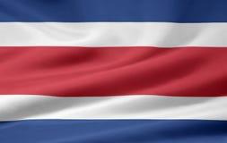 Bandeira de Tailândia Fotografia de Stock