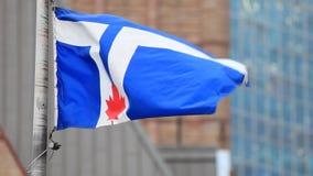 Bandeira de Toronto, Canadá filme