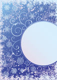 Bandeira do ano novo Imagens de Stock Royalty Free