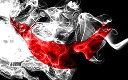 Bandeira do fumo de Rapa Nui, bandeira dependente do território do Chile fotos de stock