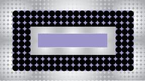 Bandeira do fundo Ilustração Royalty Free