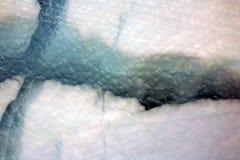 Bandeira do gelo Fotos de Stock Royalty Free