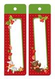 Bandeira do Natal Fotografia de Stock Royalty Free