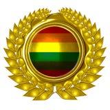 Bandeira do orgulho alegre Fotografia de Stock Royalty Free