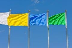 Bandeira do vôo Fotografia de Stock