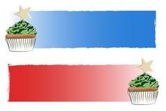 Bandeira do vetor do Natal Fotografia de Stock Royalty Free