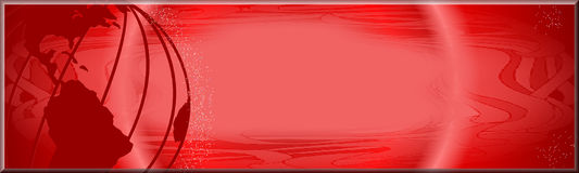 Bandeira do Web Imagem de Stock Royalty Free