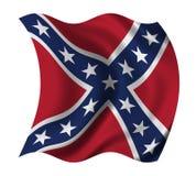 Bandeira dos E.U. Confederacy Fotografia de Stock Royalty Free