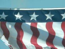 Bandeira dos Estados Unidos Fotos de Stock Royalty Free