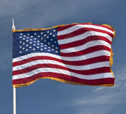 Bandeira dos Estados Unidos da América Foto de Stock Royalty Free