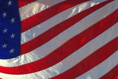 Bandeira dos Estados Unidos velha da glória Fotos de Stock Royalty Free