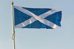 Bandeira escocesa Foto de Stock Royalty Free