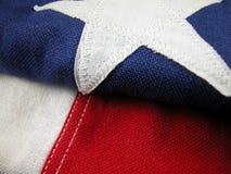 Bandeira-Estrelas e listras americanas imagem de stock royalty free