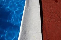 Bandeira francesa Fotos de Stock
