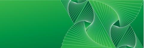 A bandeira geométrica abstrata moderna da Web e do inseto projeta fotos de stock