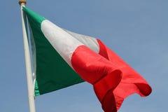 Bandeira italiana Imagem de Stock Royalty Free