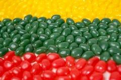 Bandeira lituana Fotos de Stock Royalty Free