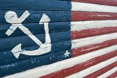 Bandeira náutica Imagem de Stock Royalty Free