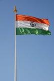 A bandeira nacional da Índia Imagem de Stock Royalty Free