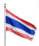 Bandeira nacional tailandesa Imagem de Stock Royalty Free