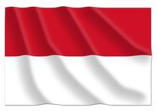 Bandeira polonesa foto de stock royalty free