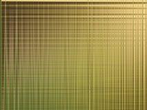 Bandeira sem emenda do folheto do papel de parede do fundo do teste padrão do quadrado do ouro para seu projeto ou texto Fotos de Stock Royalty Free