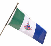 Bandeira territorial de Yukon Imagens de Stock Royalty Free