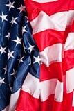 Bandeira velha da glória Fotos de Stock