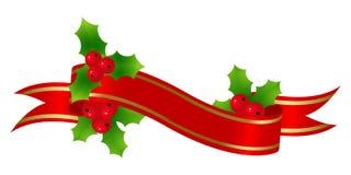 Bandeira vermelha Imagem de Stock Royalty Free