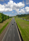 Bandeirantes Highway Royalty Free Stock Images