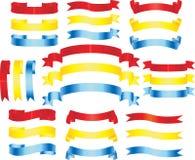 Bandeiras Fotografia de Stock Royalty Free