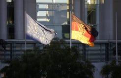 bandeiras Imagens de Stock