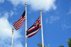 bandeiras Imagem de Stock Royalty Free