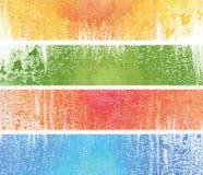 Bandeiras da bandeira Imagem de Stock