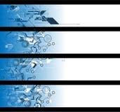 Bandeiras de Separtated Imagens de Stock Royalty Free