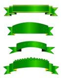 Bandeiras do dia do St. Patrick ilustração royalty free