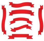 Bandeiras do Promo Fotografia de Stock Royalty Free