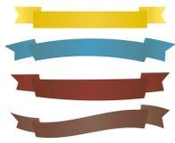 Bandeiras - imagem do vetor Foto de Stock Royalty Free