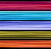 Bandeiras listradas Imagem de Stock