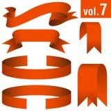 Bandeiras vol.7 Imagem de Stock Royalty Free