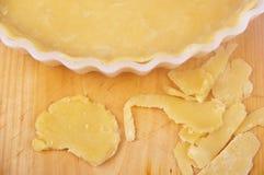 Bandeja da torta da massa de pão Imagem de Stock Royalty Free