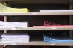 Bandeja de papel #2 foto de stock royalty free