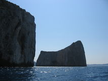 Bandeja di Zucchero - Sardinia Imagem de Stock Royalty Free